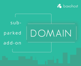 Sub Parked Addon Domain Baxohost