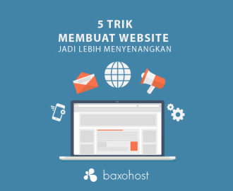 5 Trik Membuat Website
