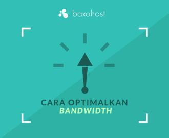 Optimalkan Bandwidth Baxohost