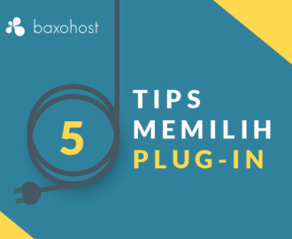 Tips Memilih Plug In Baxohost